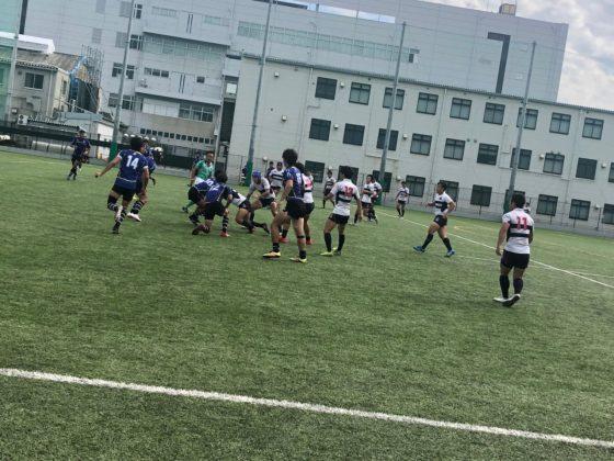 2018年度リーグ戦 vs大阪国際大学