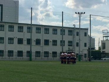 2018年度リーグ戦 vs関西外国語大学