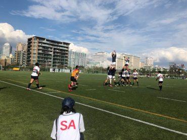 2018年度リーグ戦 vs大阪大学