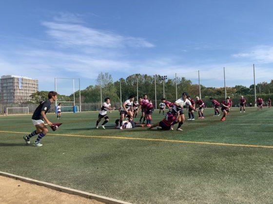 2018年度リーグ戦 vs大阪府立大学