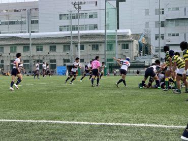 2018年度リーグ戦 vs大阪市立大学