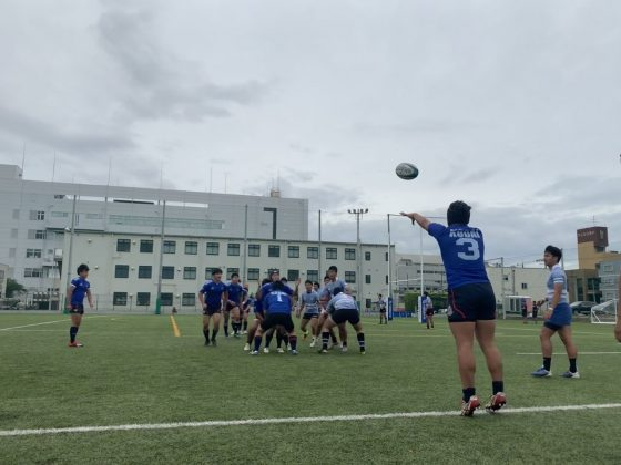 2019年度春季オープン戦 vs大阪国際大学