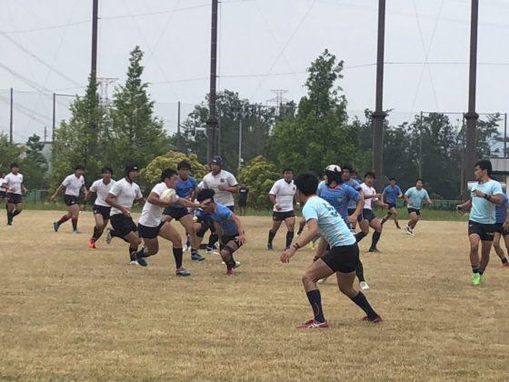 2019年度春季オープン戦 vs大阪学院大学