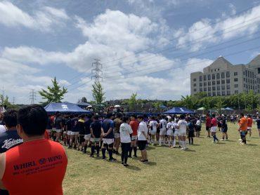 2019年度春季オープン戦 vs千葉工業大学(橋爪メモリアルグラウンドでラグビーをする会)