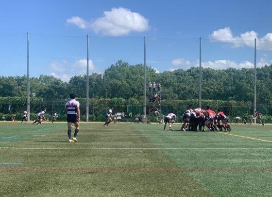 2019年度リーグ戦 vs桃山学院大学